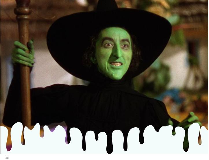 hvad er en heks